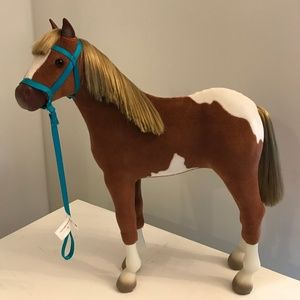 American Girl Horse - Paint Filly Pony - Truly Me